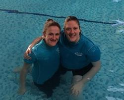 Puddle Ducks Swimming Teachers Go The Distance