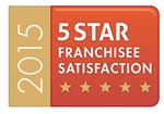 2015 5 Star Franchisee Satisfaction