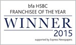 bfa Franchisee of the Year 2015