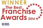 Best Franchise Awards Winner 2014