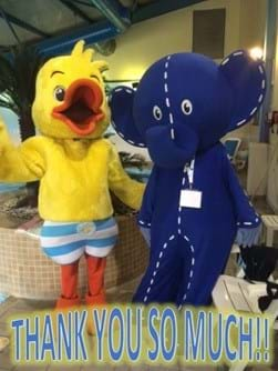 Chester Puddle Ducks Alderhey