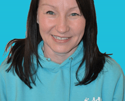 Nicky Garry - Puddle Ducks Teacher of the Term Spring 2015