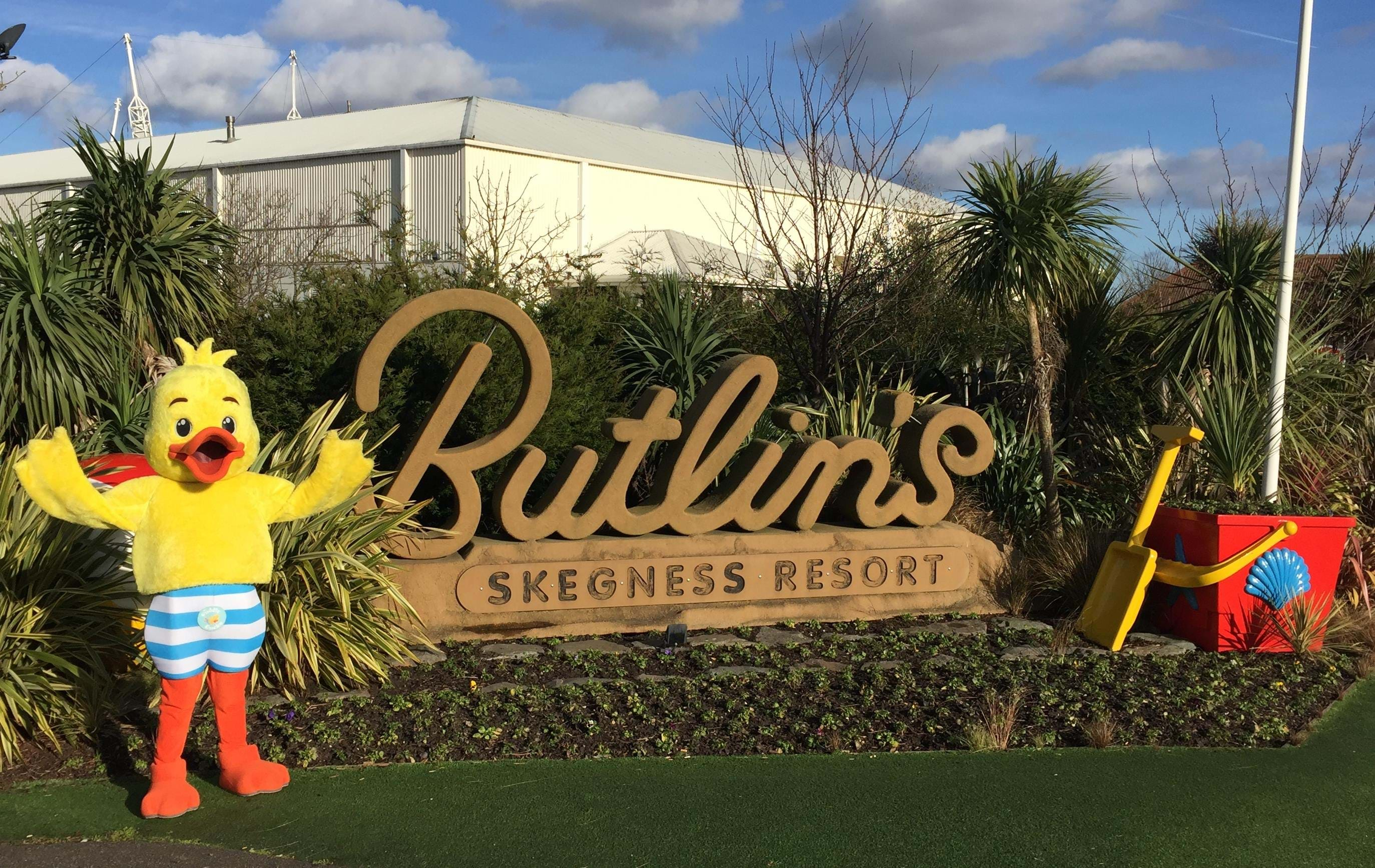 Puddle Ducks Charts New Waters at Butlin's