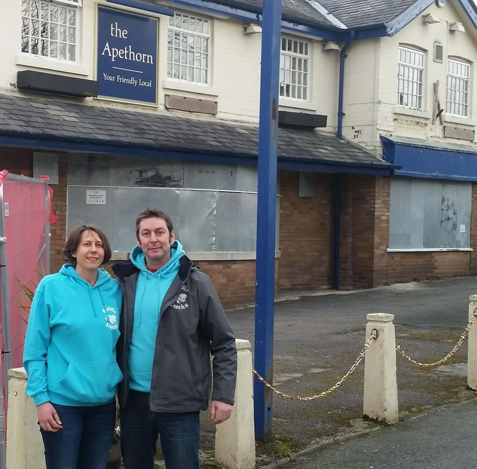 Pub to take on new 'watering hole' status