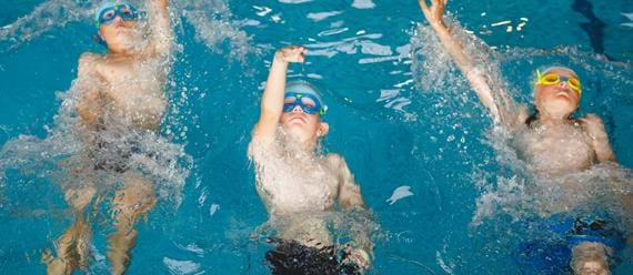 Elite Swim Academy - Development