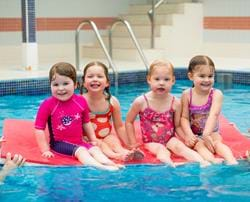 Two new pools for our Baby Pre-school, Aqua and Swim Academy classes!