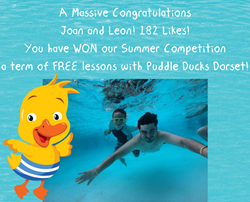 Puddle Ducks Summer Competition Winner Announced!