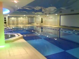 DW Fitness Dunstable Pool