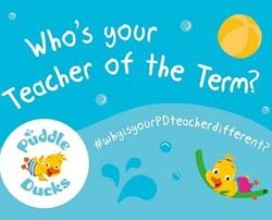 It's 'Teacher of the Term' competition time!
