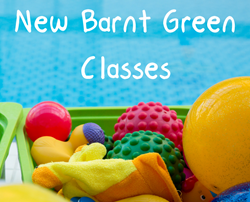 New classes at Barnt Green
