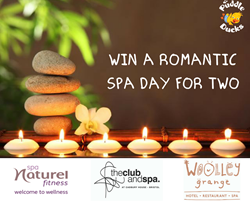 Win a Spa Day for Two this Valentine's Day