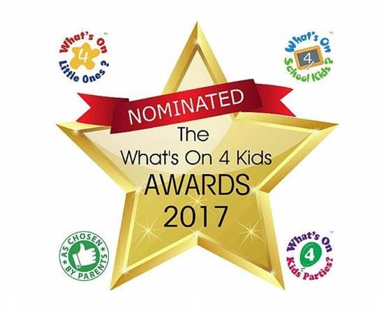 What's on 4 Kids Awards 2017
