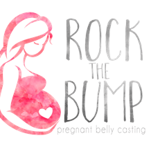 Rock the Bump Belly Casting with Zoe