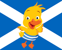 Puddle Ducks Enter Scotland