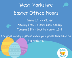 Easter office opening hours
