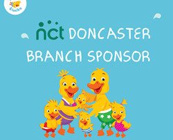 Proud to support the NCT Doncaster