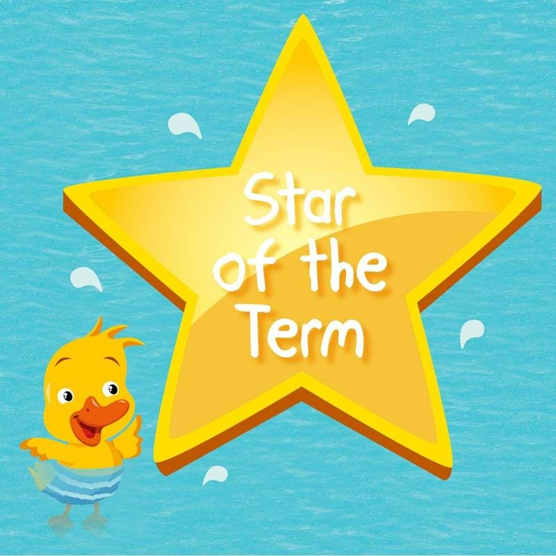 Our Stars of the Term - Spring 2018