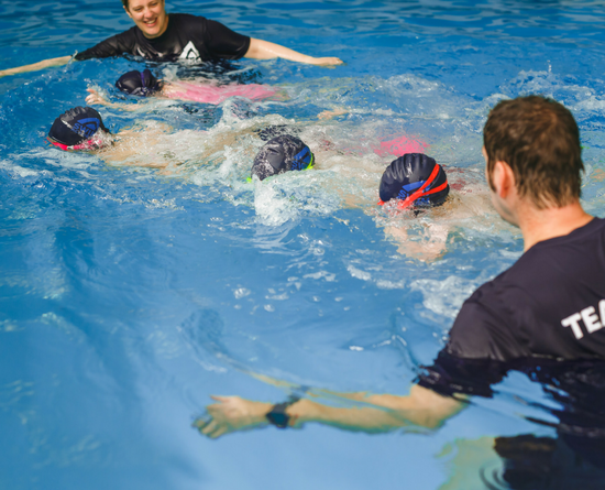 Swim Academy by the experts at Puddle Ducks