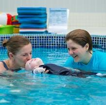 Train with us as a Baby and Preschool Swimming Teacher