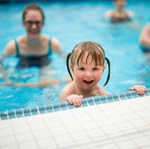 Contact us today to find out more about our swimming classes!