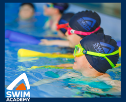 The launch of our new Swim Academy!