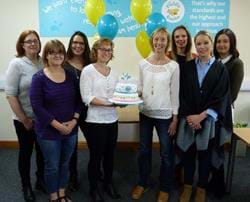 Happy 15th Birthday to Puddle Ducks Mid Cheshire!