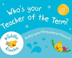 Teacher of the Term - Autumn 2018