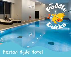 FREE TRIAL - Baby and Pre School - Heston Hyde Hotel