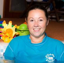 Vicki - Baby Pre-school and Swim Academy Teacher in Wrexham and Oswestry area