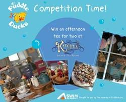 Win afternoon tea!