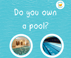 Do you own a pool or know someone who does??