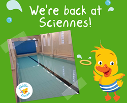 We are BACK at Sciennes!