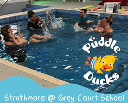 FREE TRIAL - Baby and Pre School Swimming - Strathmore School, Richmond