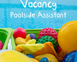 Join our team as a Poolside Assistant