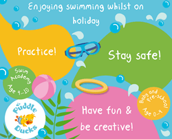 Our tips for fun and safe swimming on holiday