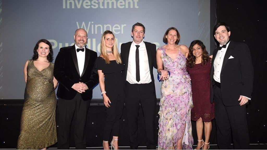 Aqua Nurture awarded the North West Business Masters Award for Investment
