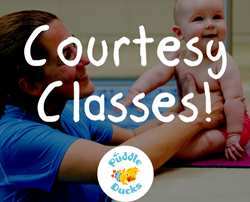 Are you up to speed with our Courtesy Classes?