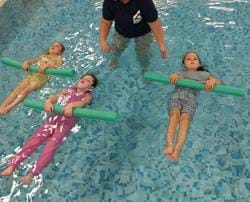 Pyjama Lessons and STA Learn to Swim Week - Free lessons!
