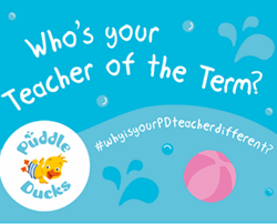Tell us what makes your teacher special!