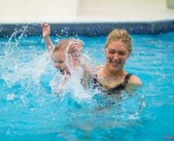 Puddle Ducks baby & pre-school swimming lessons come to Eastbourne