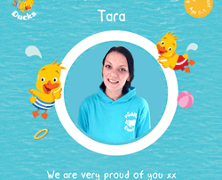 Congratulations to Tara our new Baby & Pre-School Teacher