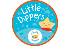 Little Dippers (30 months – 4 years) is the last level where we take direct entries into the Puddle Ducks programme. Key achievements include head down swimming over short distances and jumping in from standing. It's impressive watching our Little Dippers grow in confidence – take a look for yourself!