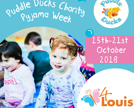 Charity Pyjama Week Autumn 2018