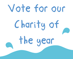 Vote for our Charity of the Year!