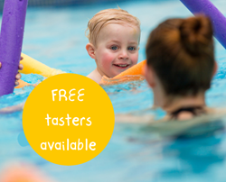 FREE taster sessions at Coppice School Pool