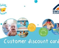 Puddle Ducks Doncaster Customer loyalty card