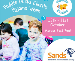 Guest Blog from our 2018 PJ Week Charity; Sands