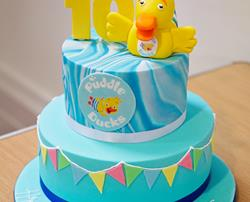 Puddle Ducks Birthdays