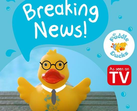 Puddle Ducks West kent & East Sussex are back in the water from 17th April!