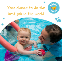 Become a Swimming Teacher